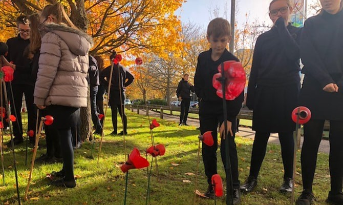 Remembrance Centenary 6