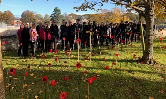 Remembrance Centenary 7